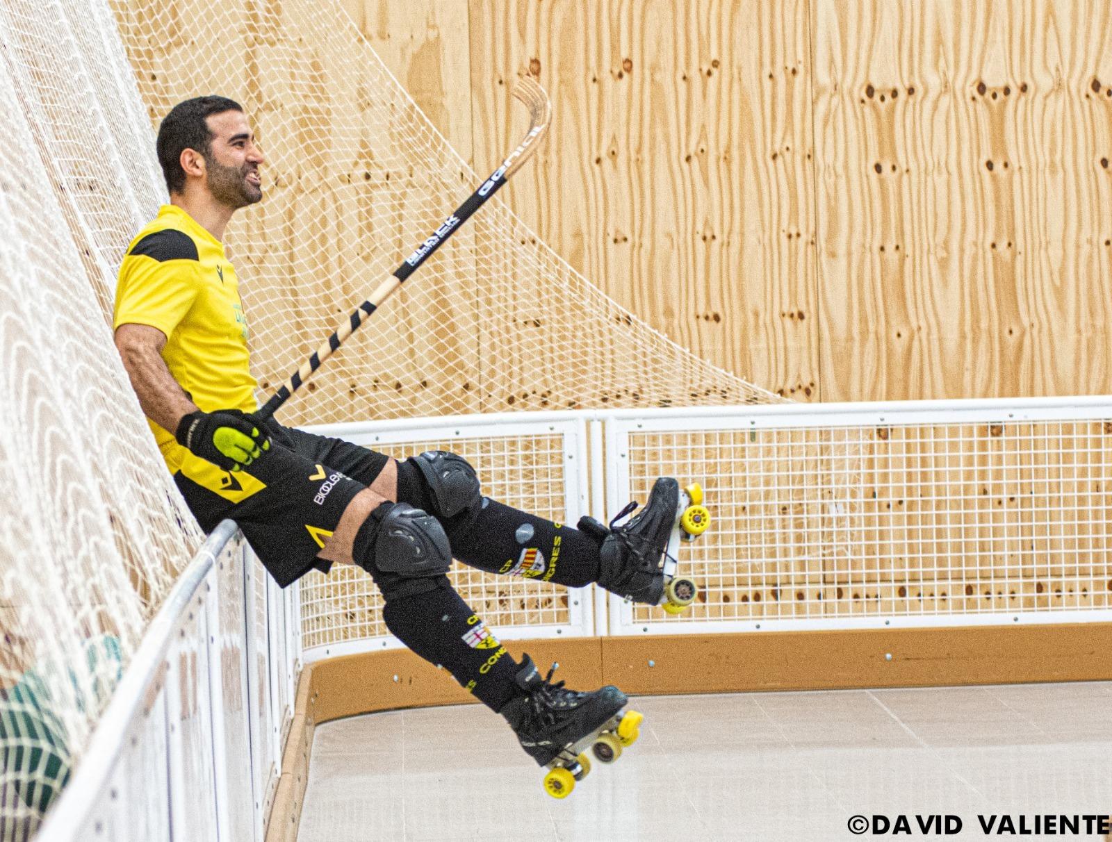 Celebració d'un gol | David Valiente